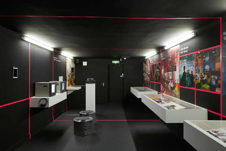 <p>(Installation view) ICA - Radical Disco (2)</p>