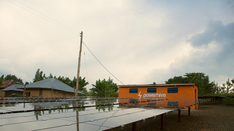<p>The microgrids are wired with Powerhive's own technology, which allows it to remotely monitor everyone's electricity use and discover any problems that need to be fixed.</p>
