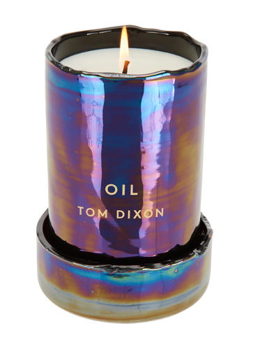 <p>Dixon has a line of custom room fragrances, which are now available in <a href=&quot;http://www.tomdixon.net/us/oil.html&quot; target=&quot;_blank&quot;>iridescent glass vessels</a> that are new for 2016.</p>