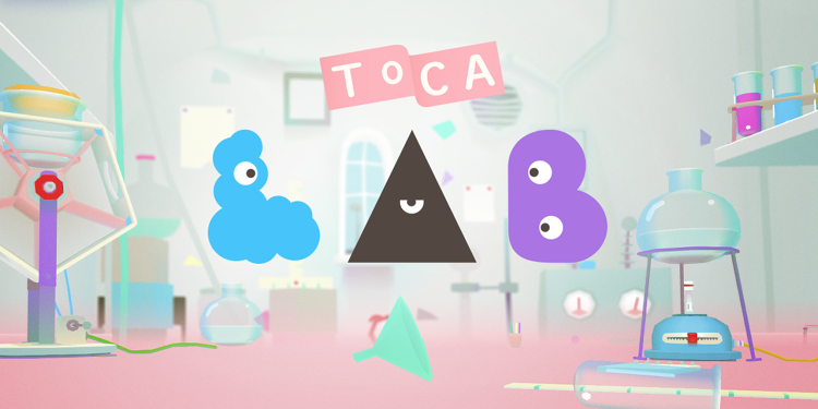 <p>The soft colors and unique characters in Toca Lab are meant to appeal to girls, who are chronically underrepresented in STEM fields.</p>