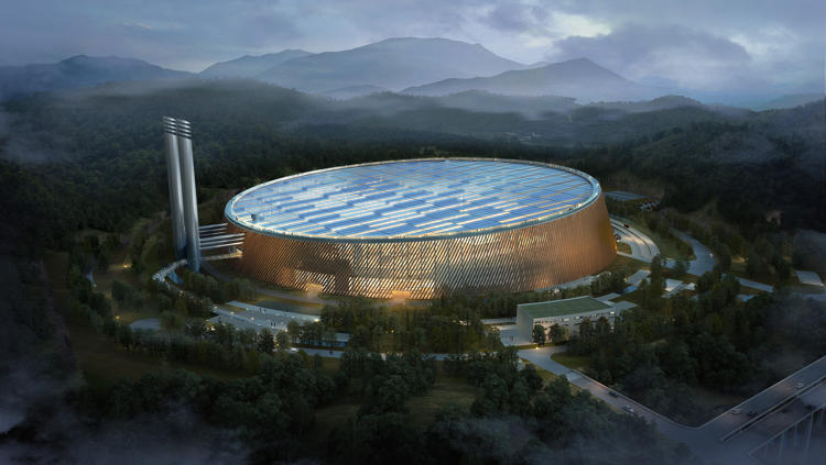 <p>In 2020, the Chinese city Shenzhen will open the world's largest waste-to-energy plant.</p>
