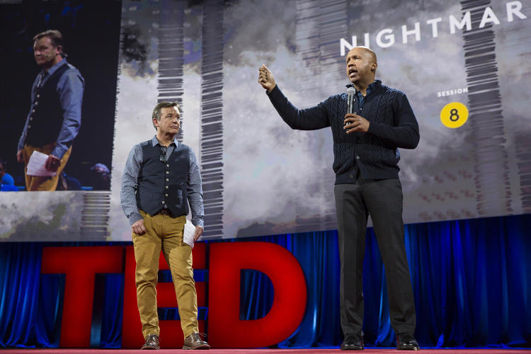 <p>It's a project by The Equal Justice Initiative, led by civil rights lawyer Bryan Stevenson, which has already been placing markers at lynching sites.</p>