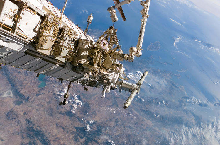 The untold story of the iss the most complex structure for When was the international space station built