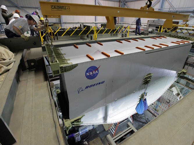 <p>For the last six years, NASA has tested several different technologies that can cut fuel use by 50%.</p>