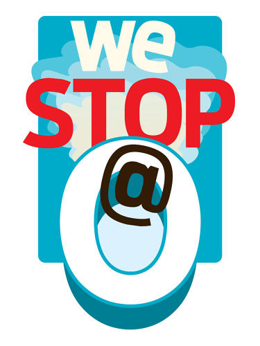 <p>We Stop @ 0 by Monica Alisse</p>