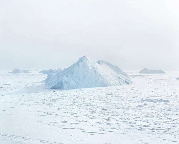 <p>s the ice sheet continues to melt faster, traditional hunting and subsistence living will be harder.</p>