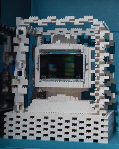 <p>Illinois Institute of Technology's College of Architecture created <em>Frames</em>, a Lego-framed VR journey through different cities.</p>