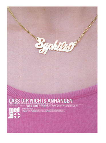 <p>This 2006 poster created by Christof Nardin and Thomas Geisler gives an example of a decorative, freestyle font.</p>