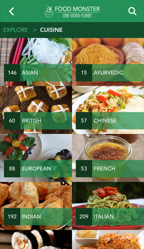 <p>The app is adapted from One Green Planet, a website that also has thousands of vegan recipes and millions of users.</p>