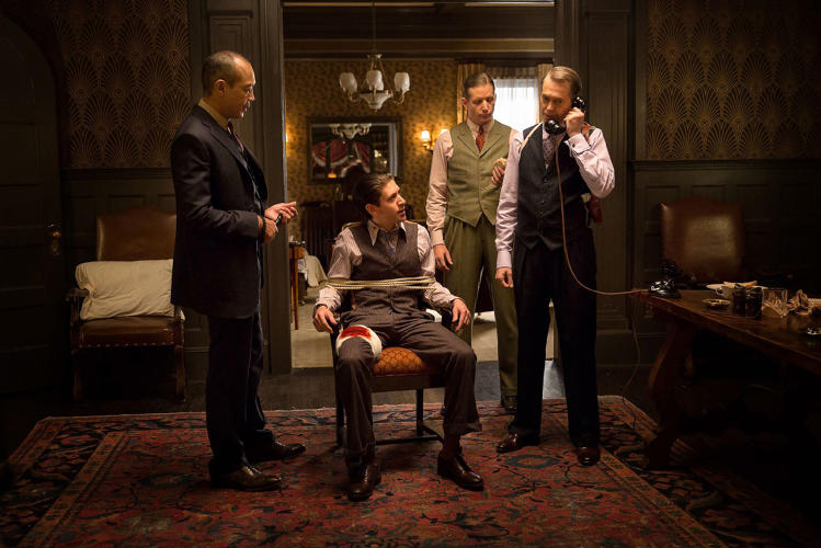 <p>Boardwalk Empire</p>