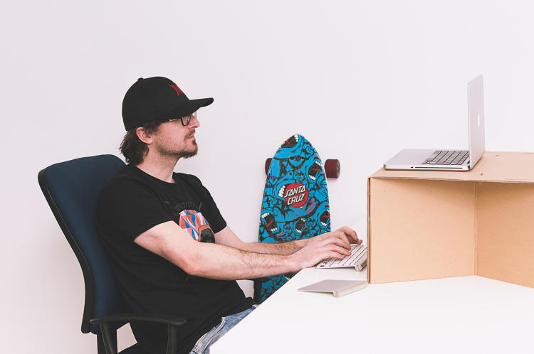 <p>We've seen every kind of standing desk and then some.</p>