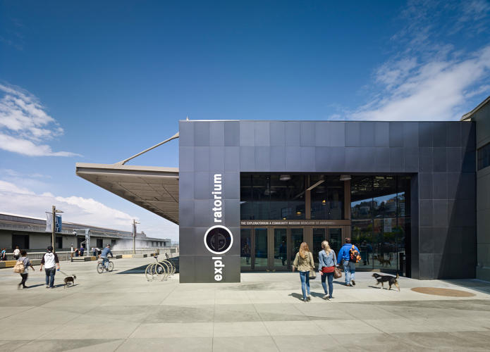 <p>Exploratorium at Pier 15</p>