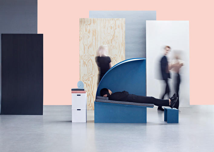 pthe nap pod offers a semi private escape from busy offices brilliant small office ideas