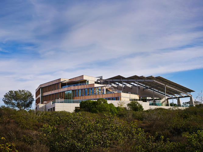 <p>The J. Craig Venter Institute Photo: Nick Merrick © Hedrich Blessing Photographers/via AIA</p>
