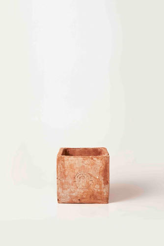<p>Then it's mixed with straw, farm waste, and Tuscan clay, and molded into something new.</p>