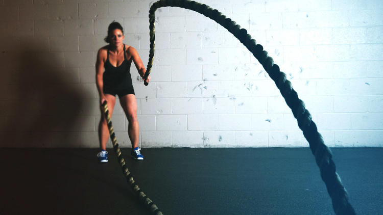 <p>Taking a cue from a recent study, one writer hits the gym to (unscientifically) explore its impact on &quot;neurogenesis.&quot;</p>