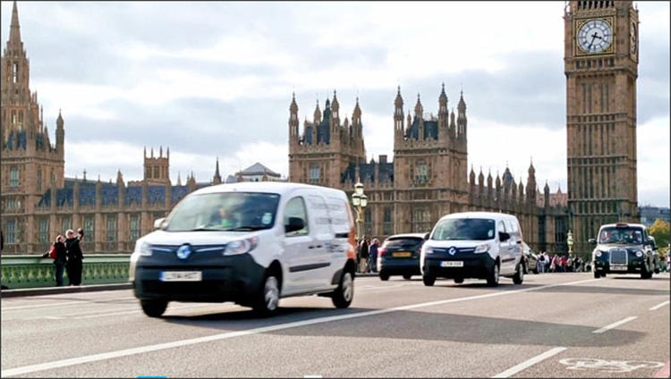 <p>Gnewt Cargo is a fleet of all-electric delivery vehicles that delivers 20,000 packages per day in London.</p>