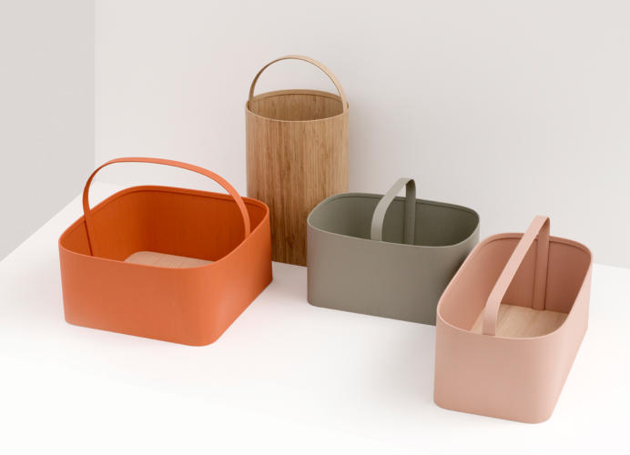 <p>Baskets by Studio Gorm</p>
