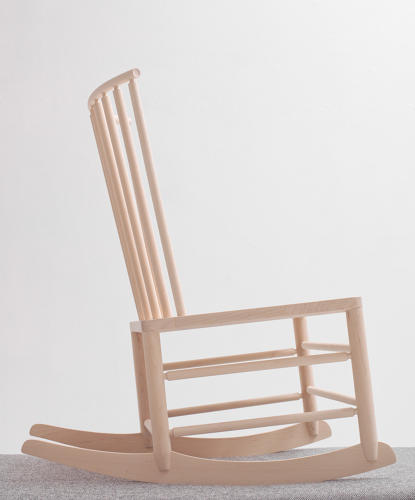 <p>Rocking chair by Studio Gorm</p>