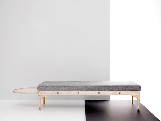 <p>Daybed by Darin Montgomery</p>
