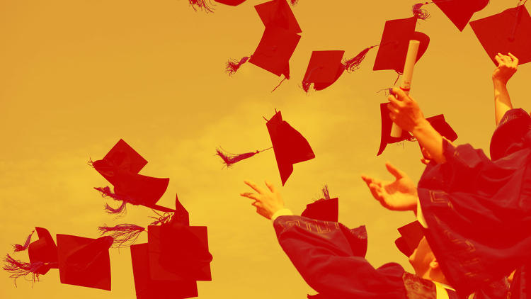 <p>New PayScale research shows companies aren't as convinced as new grads are that they're prepared for the workforce.</p>