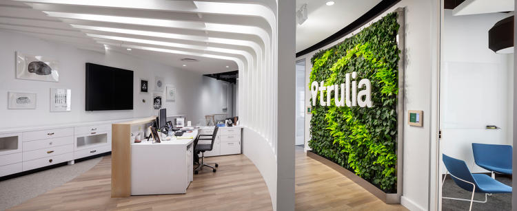 <p>Trulia, San Francisco</p>