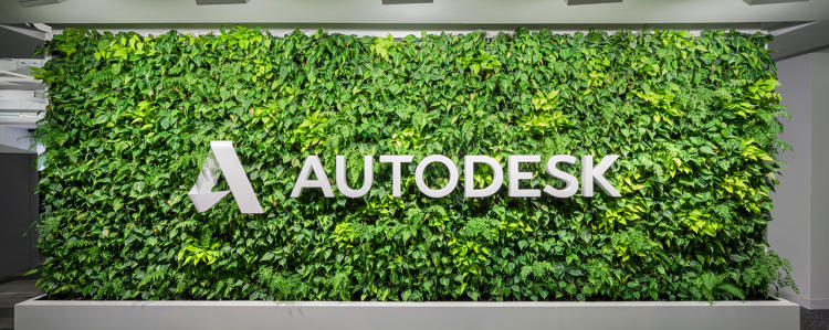 <p>Autodesk, San Francisco</p>