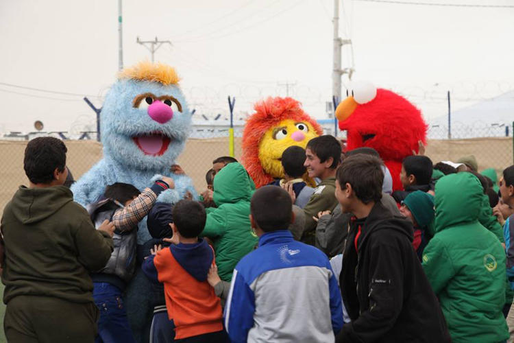 <p>Sesame Street is planning to bring better preschool education to refugees, with the help of some Muppets.</p>