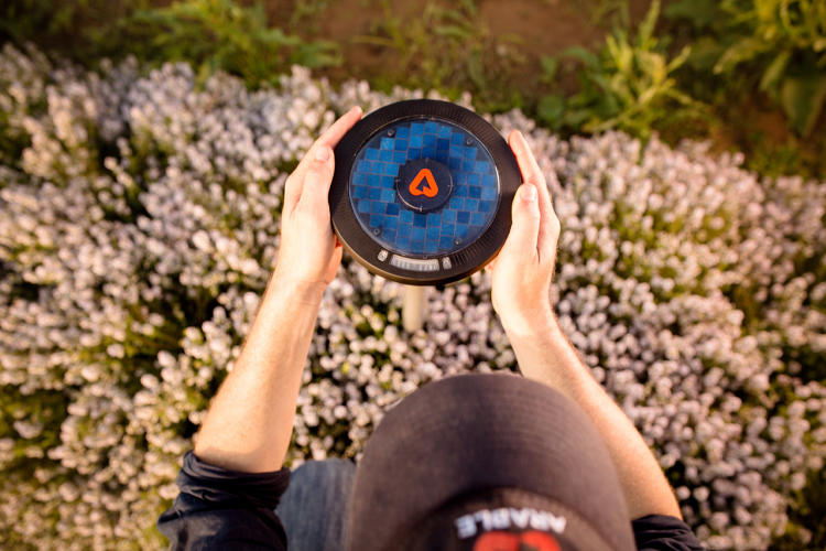 <p>Adam Wolf, inventor of the Pulsepod, sees the $500 device as improving agricultural efficiency and productivity.</p>