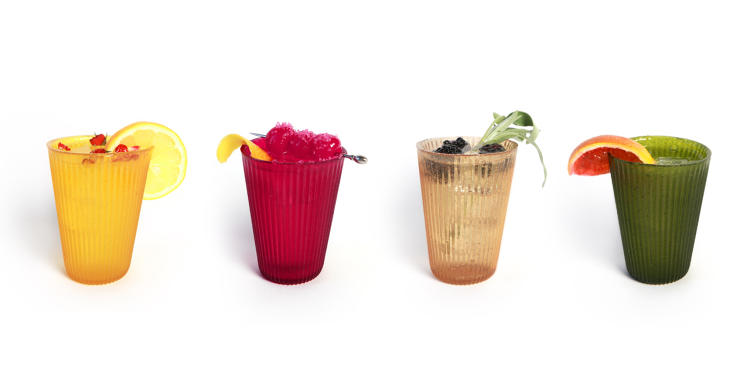 <p>Unlike recyclable or compostable cups, these immediately disappear.</p>