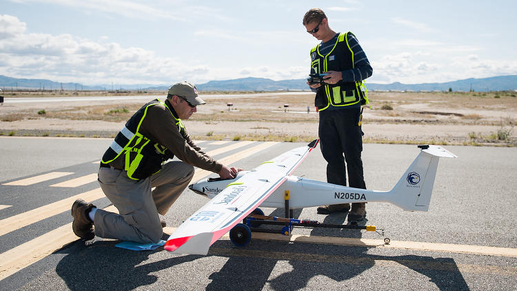 <p>Last week, in Reno, Nevada, a cloud-seeding drone flew for the first time.</p>