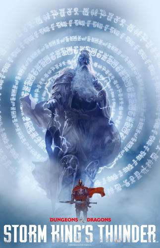 <p>The new <em>D&amp;D </em>storyline, <em>Storm King's Thunder</em>, available later this year</p>