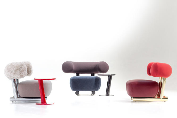 <p>Pipe collection for Moroso</p>