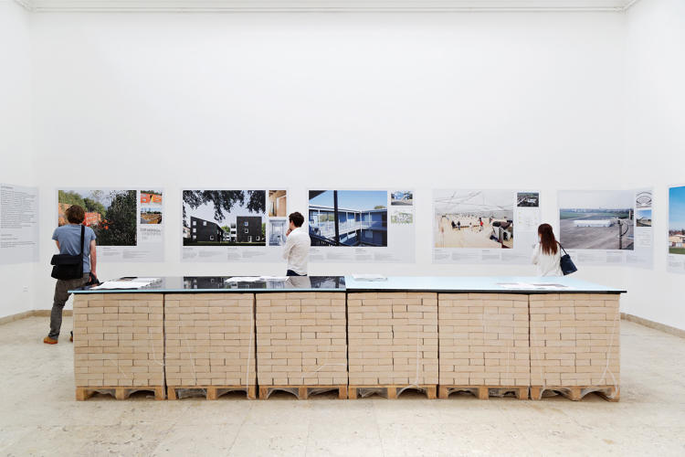<p><em>Making Heimat</em>, Germany's pavilion at the Venice Biennale, collects examples of housing built for hundreds of thousands of refugees.</p>