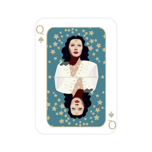 <p>Hedy Lamarr By Jennifer Ortiz</p>