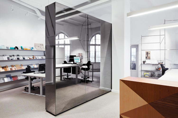 <p>At MER in Stockholm, employees chose to not have fixed desks but instead work at the workstation that best suits the task at hand.</p>