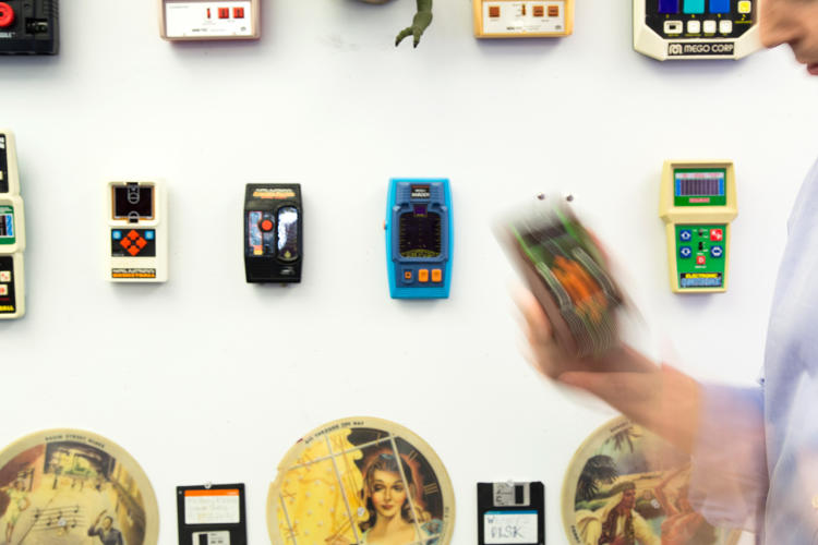 <p>&quot;1980s handheld games remind us that UX is a high-stakes gamble when you can't change the location of buttons,&quot; he says.</p>