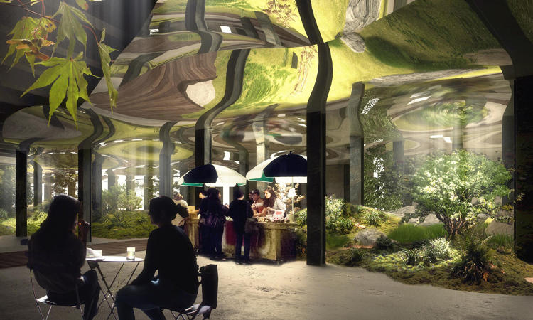 <p>The Lowline is an ambitious plan to redevelop an old trolley stop, idle for the last 80 years beneath New York City's Lower East Side.</p>