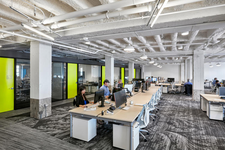 4 ways your office is crushing your creativity co design for Most innovative office spaces