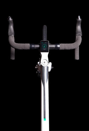 <p>It's a feature that might be needed—the bike, at a pricey $3499, is likely to tempt thieves.</p>