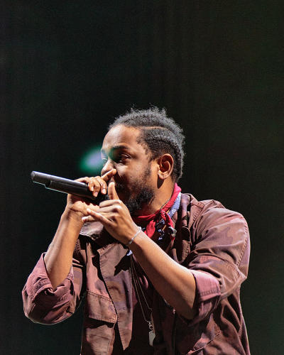 <p><strong><a href=&quot;http://www.fastcompany.com/3009213/most-creative-people-2013/26-kendrick-lamar&quot; target=&quot;_self&quot;>Kendrick Lama</a>r</strong></p>