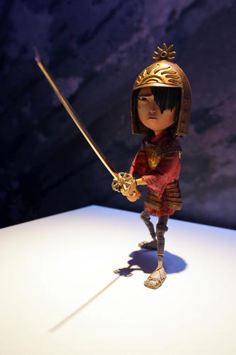 <p><em>Kubo and the Two Strings</em></p>
