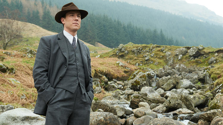 <p><strong>Tobias Menzies</strong> as Frank Randall</p>