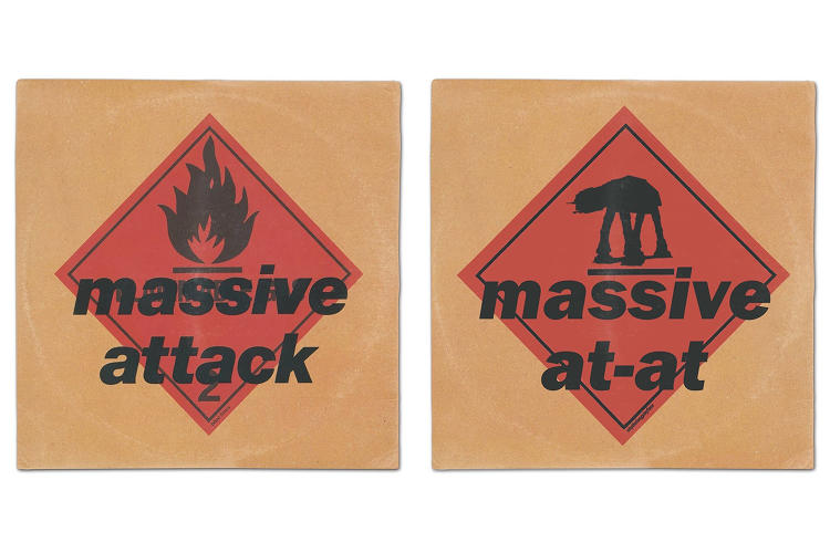 <p>Massive Attack's <em>Blue Lines</em></p>