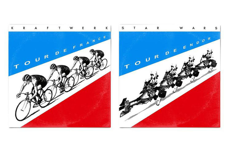 <p>Kraftwerk's <em>Tour De France</em></p>