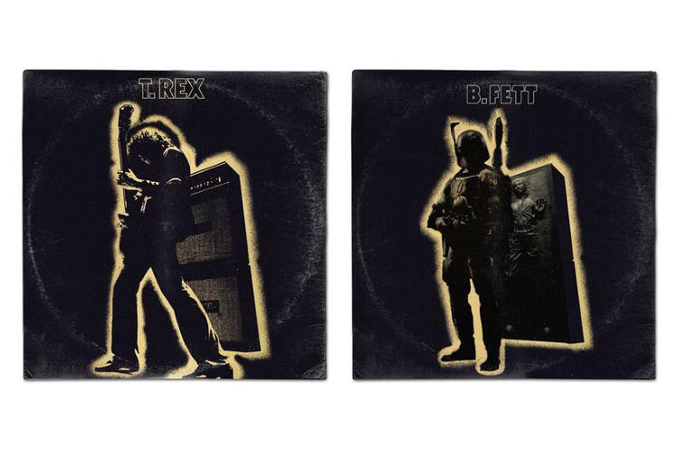 <p>T. Rex's <em>Electric Warrior</em></p>