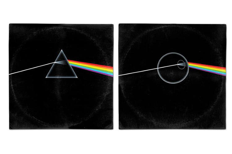 <p>Pink Floyd's <em>Dark Side Of The Moon</em></p>