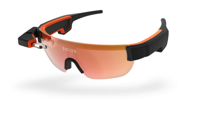 <p>Solos AR Cycling Glasses</p>