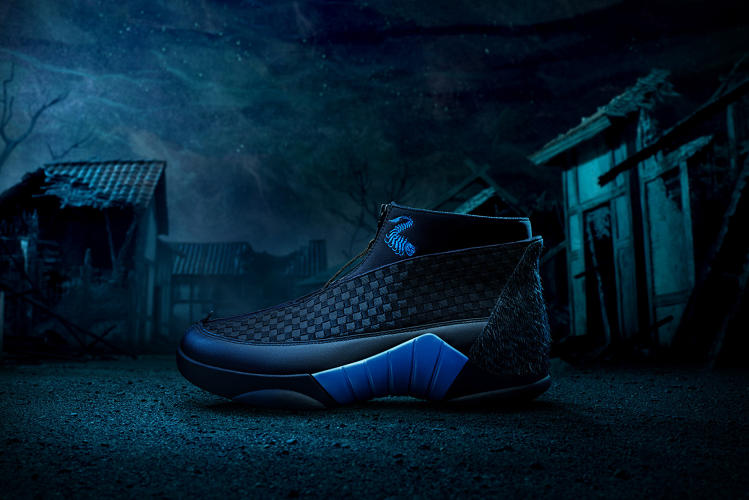 <p>A look at the limited edition LAIKA/Nike collaboration.</p>