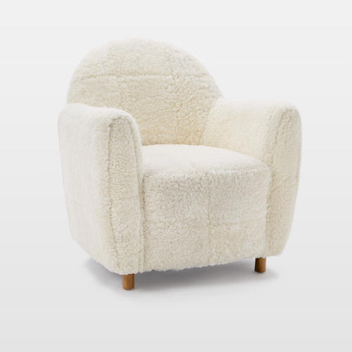 <p>The <a href=&quot;http://www.westelm.com/products/commune-shearling-chair-h2238/?pkey=ccommune&amp;&amp;ccommune&quot; target=&quot;_blank&quot;>Commune and West Elm Shearling Chair</a></p>